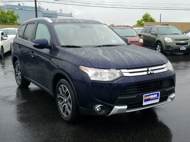 Picture of 2015 Mitsubishi Outlander GT AWD, exterior, gallery_worthy