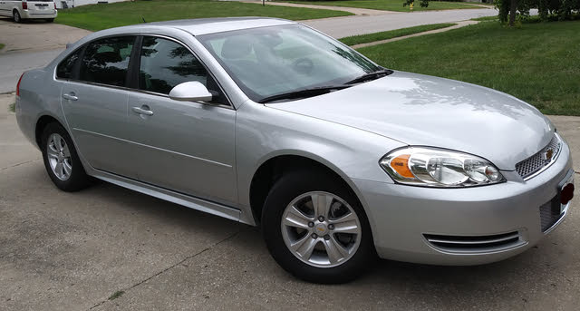 Picture of 2014 Chevrolet Impala Limited LS FWD