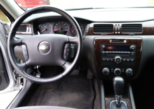 Picture of 2014 Chevrolet Impala Limited LS FWD, interior, gallery_worthy