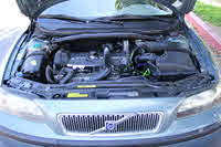 Picture of 2001 Volvo V70 T5, engine, gallery_worthy