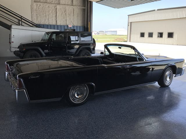 Picture of 1965 Lincoln Continental