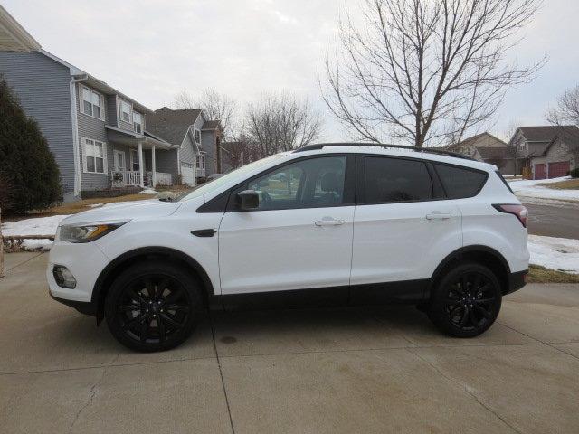 Ford Escape Questions - Rear End Clunk - CarGurus