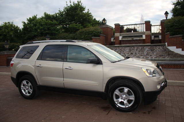 Picture of 2011 GMC Acadia SL AWD