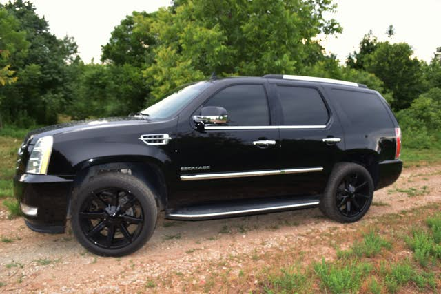 Picture of 2012 Cadillac Escalade Luxury 4WD