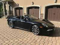 Picture of 2014 Porsche 911 Carrera 4 AWD Cabriolet, exterior, gallery_worthy