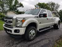 Picture of 2014 Ford F-450 Super Duty Platinum Crew Cab LB DRW 4WD, exterior, gallery_worthy