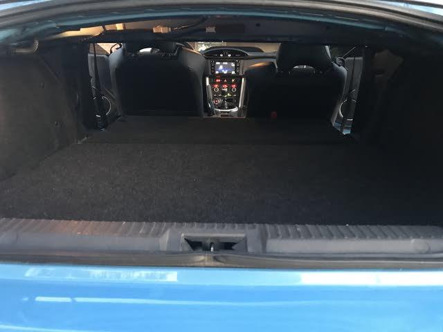 2016 Subaru Brz Interior Pictures Cargurus