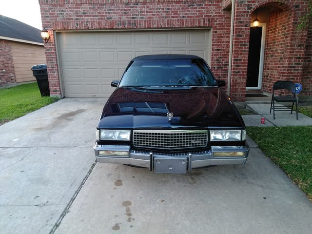 Picture of 1990 Cadillac Fleetwood Sedan FWD