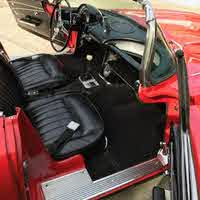 Picture of 1962 Chevrolet Corvette 2 Dr STD Coupe, interior, gallery_worthy