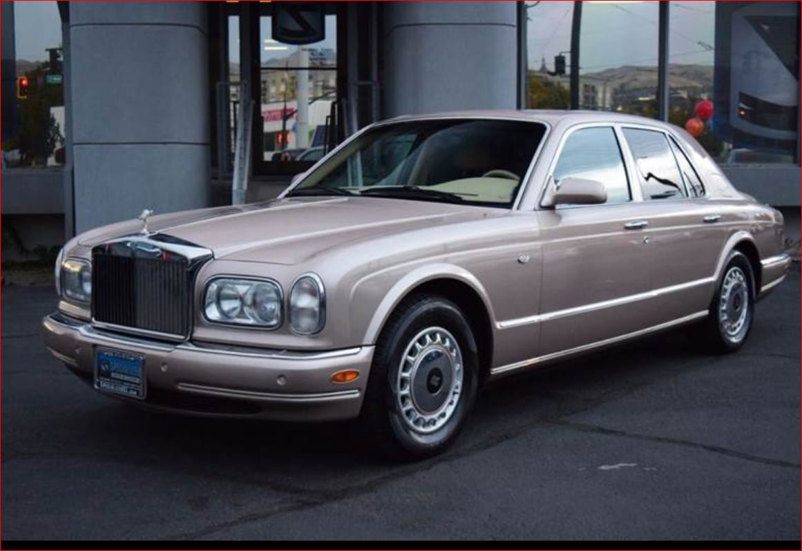 2000 rolls-royce silver seraph - overview - cargurus