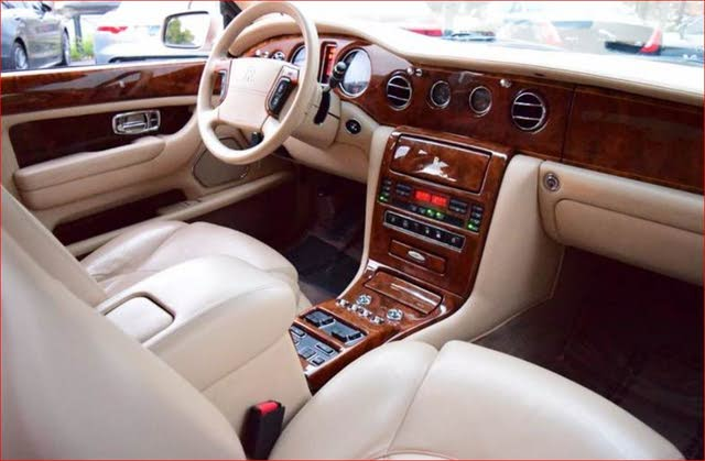 2000 rolls-royce silver seraph - pictures - cargurus