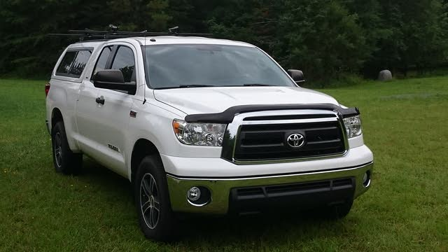 Picture of 2012 Toyota Tundra SR5 Double Cab 5.7L