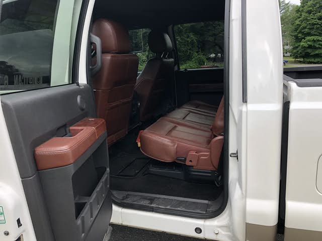 Picture of 2012 Ford F-350 Super Duty King Ranch Crew Cab 4WD, interior, gallery_worthy