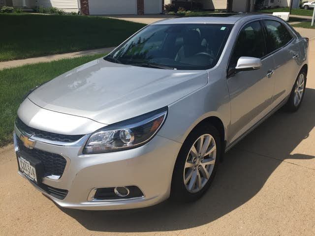 Picture of 2015 Chevrolet Malibu LTZ 1LZ FWD, exterior, gallery_worthy