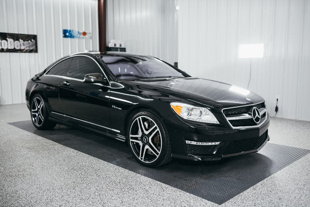 Picture of 2012 Mercedes-Benz CL-Class CL 63 AMG