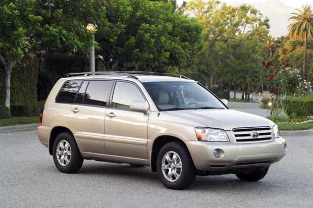 Picture of 2007 Toyota Highlander Base V6