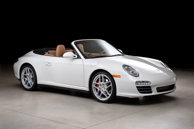 Picture of 2011 Porsche 911 Carrera 4S AWD Cabriolet