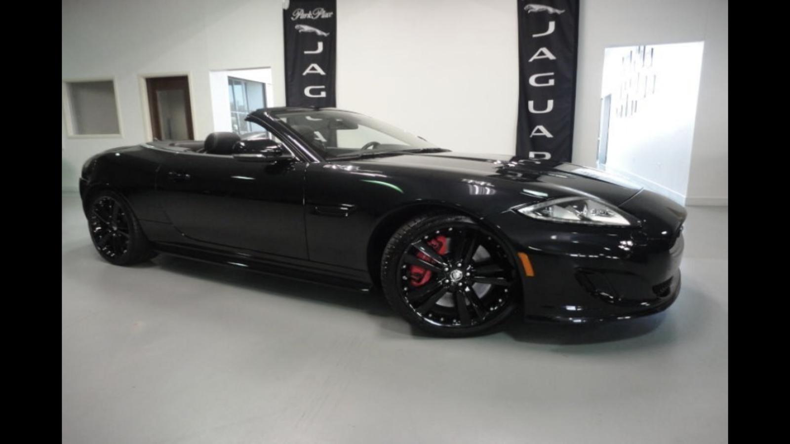 2012 Jaguar Xk Series Test Drive Review Cargurus