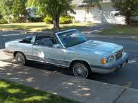 Picture of 1986 Chrysler Le Baron Base Convertible, exterior, gallery_worthy