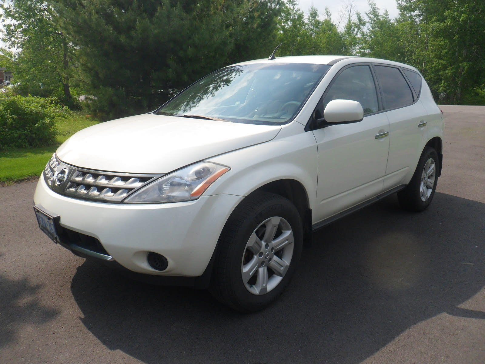 Nissan Murano Questions - Trying to Post my Used SUV on your Web ...
