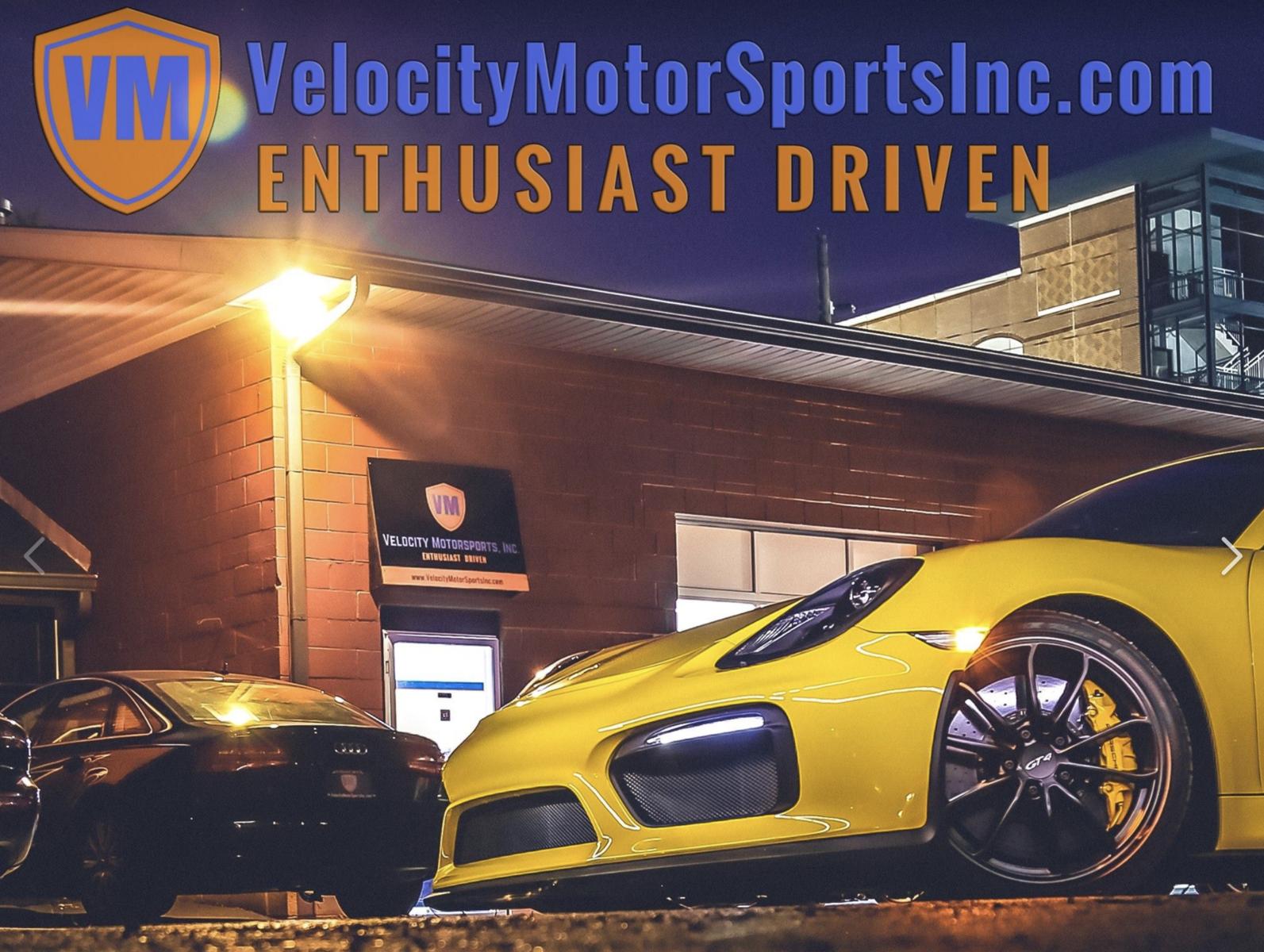 Velocity Motorsports Inc Carmel In Read Consumer