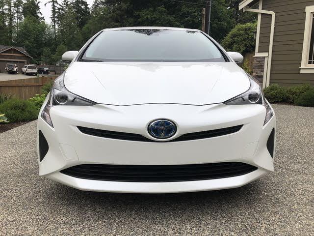 Picture of 2017 Toyota Prius Four