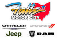 Falls Chrysler Jeep Dodge logo