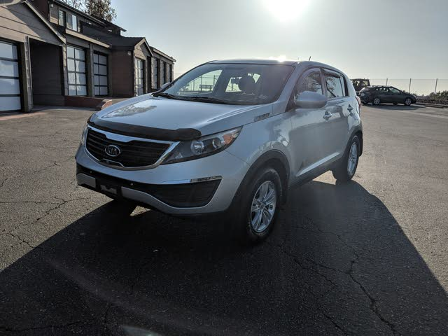 Picture of 2011 Kia Sportage Base, exterior, gallery_worthy