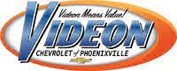 Videon Chevrolet of Phoenixville logo