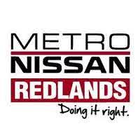 Metro Nissan of Redlands logo