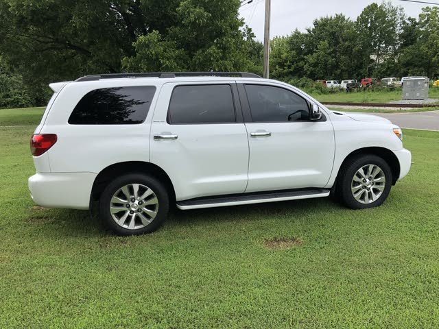 Picture of 2013 Toyota Sequoia Limited 4WD