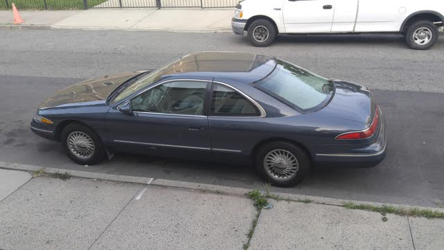 Picture of 1996 Lincoln Mark VIII 2 Dr STD Coupe