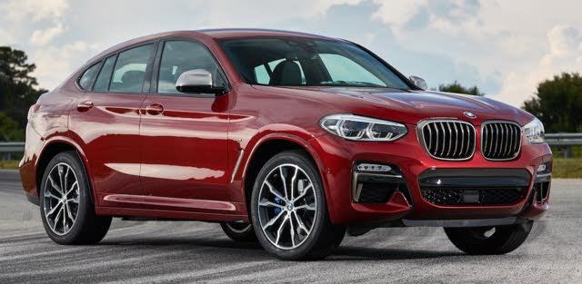 2019 BMW X4 M40i, exterior, manufacturer, gallery_worthy