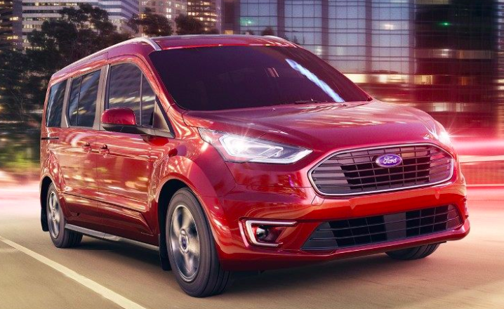2019 Ford Transit Connect - Overview - CarGurus