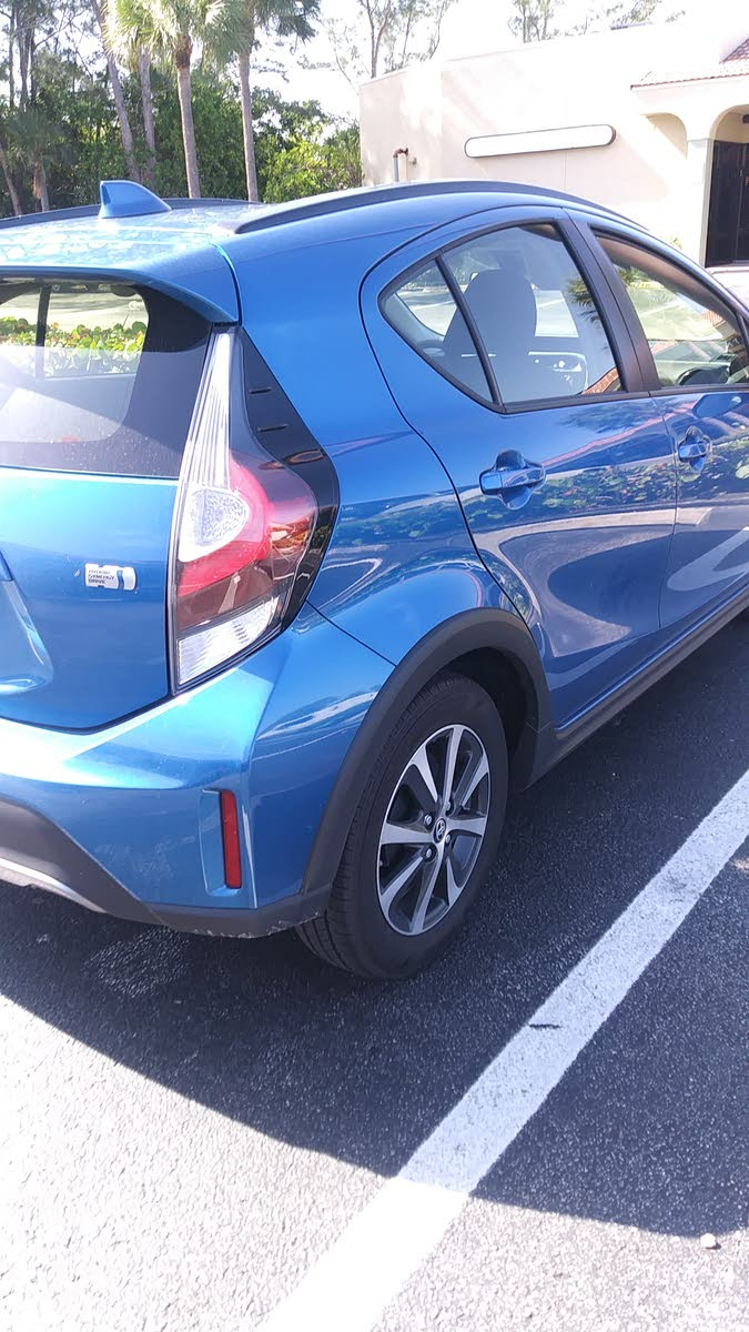 Toyota Prius c Questions - Gallons per miles it says 54 on highway