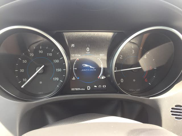 Picture of 2018 Jaguar F-PACE 20d Premium AWD, interior, gallery_worthy