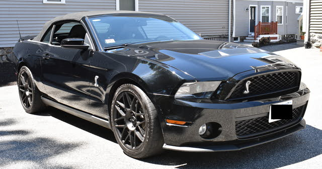 Picture of 2012 Ford Shelby GT500 Convertible