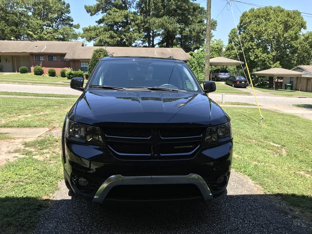 Picture of 2014 Dodge Journey Crossroad AWD, exterior, gallery_worthy
