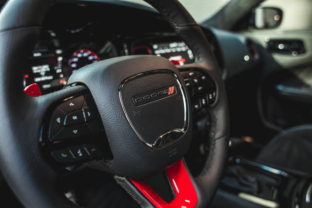 Picture Of 2018 Dodge Charger Daytona 392 RWD, Interior, Gallery_worthy