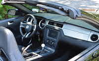 Picture of 2012 Ford Mustang Shelby GT500 Convertible RWD, interior, gallery_worthy