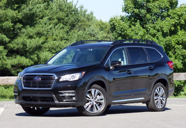 2020 Subaru Ascent Price Cargurus