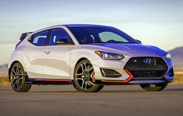 2019 Hyundai Veloster N Overview Cargurus