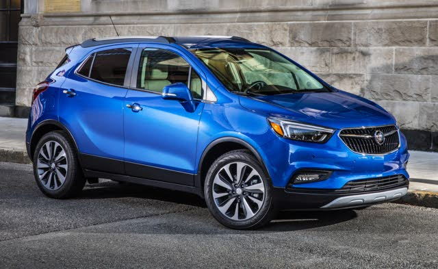 2019 Buick Encore - Overview - CarGurus