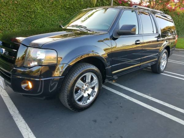 Picture of 2009 Ford Expedition EL Limited, exterior, gallery_worthy