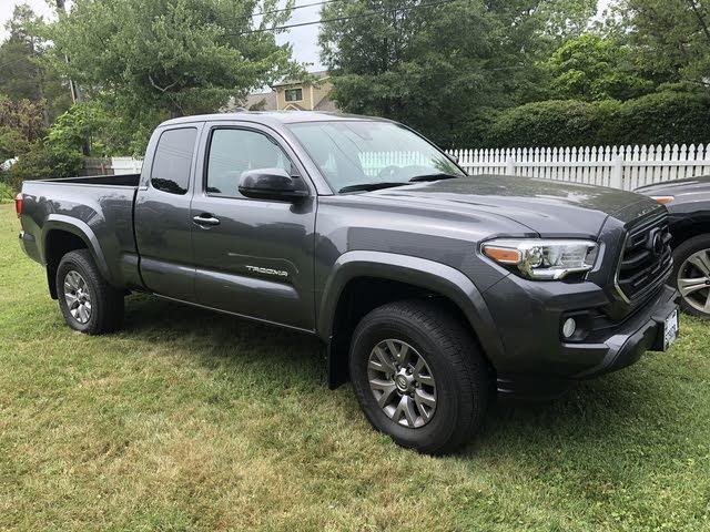 Toyota Tacoma Price CarGurus - 2018 toyota tacoma dealer invoice price