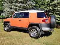 Picture of 2014 Toyota FJ Cruiser 4WD, gallery_worthy