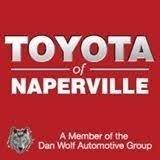 Toyota of Naperville logo