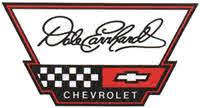 Dale Earnhardt Chevrolet logo
