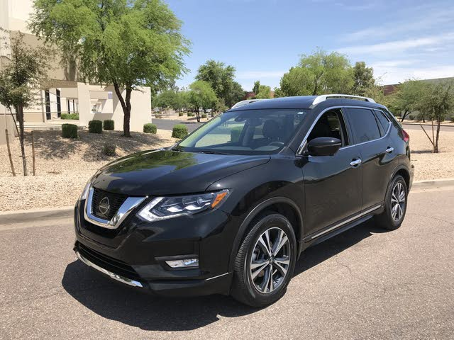 Picture of 2017 Nissan Rogue 2017.5 SL FWD