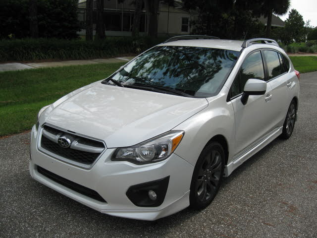 Picture of 2014 Subaru Impreza 2.0i Sport Limited Hatchback, exterior, gallery_worthy